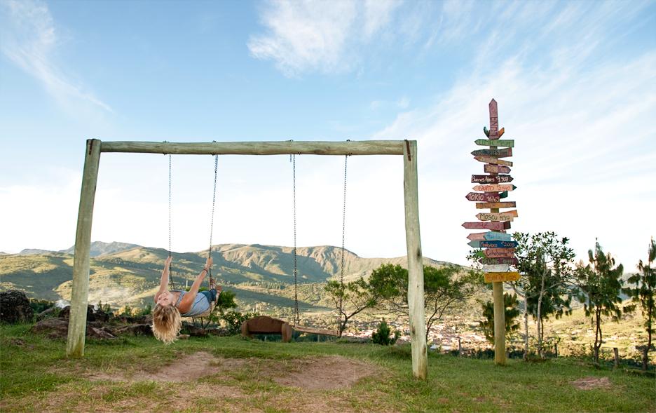Swing at El Pueblito | The Bohemian Diaries