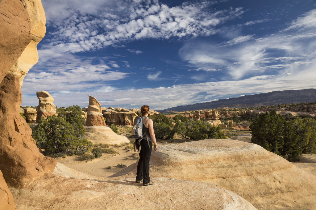 Devil's Garden, Grand Staircase-Escalante National Monument