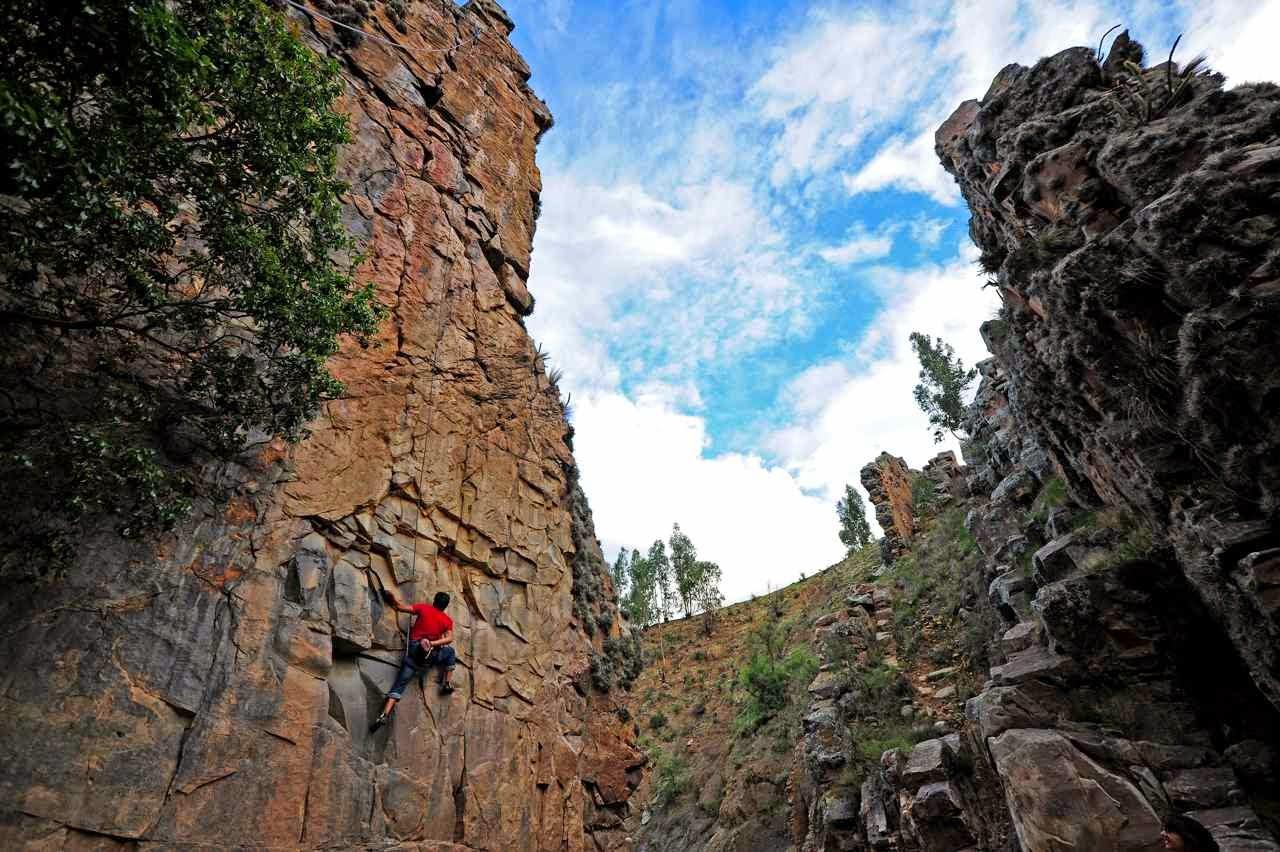 Photo via Climbing Sucre